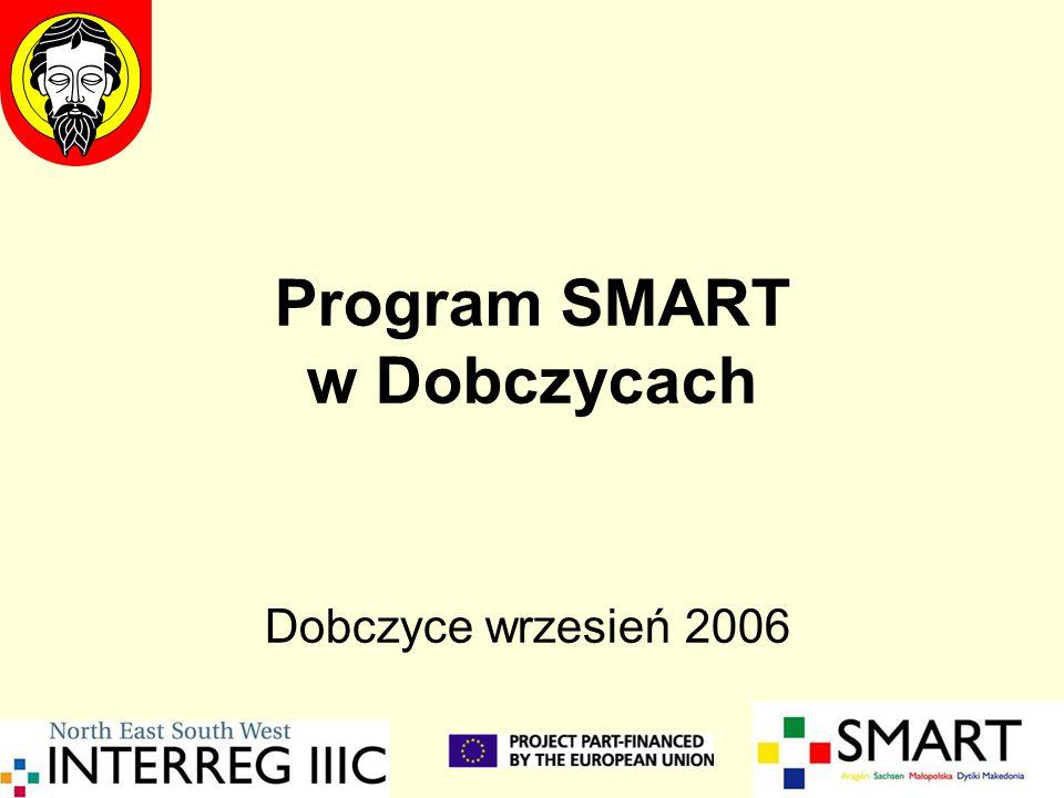 Program SMART w Dobczycach Dobczyce wrzesień 2006