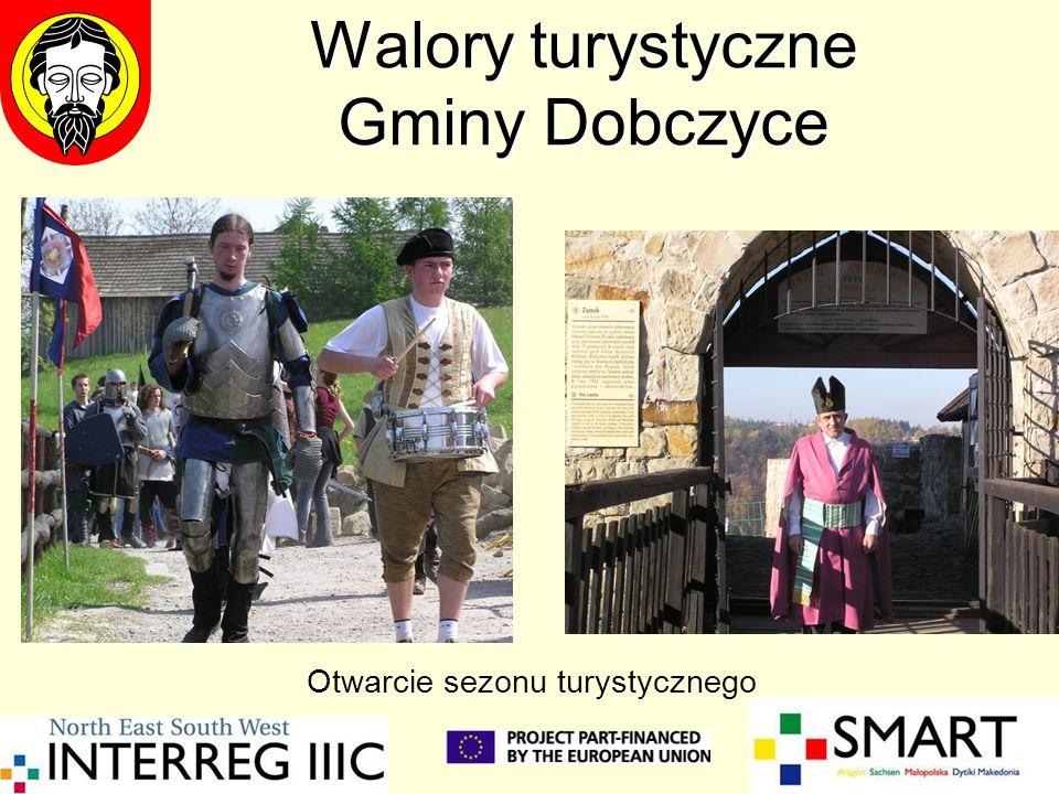 Walory turystyczne Gminy Dobczyce Otwarcie sezonu turystycznego