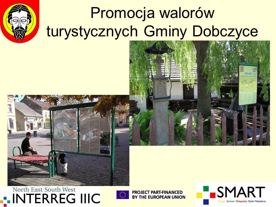 Promocja walorów turystycznych Gminy Dobczyce