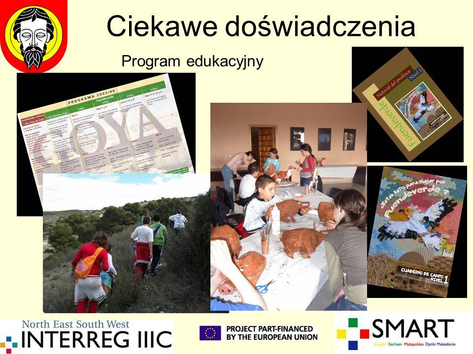 Ciekawe doświadczenia Program edukacyjny