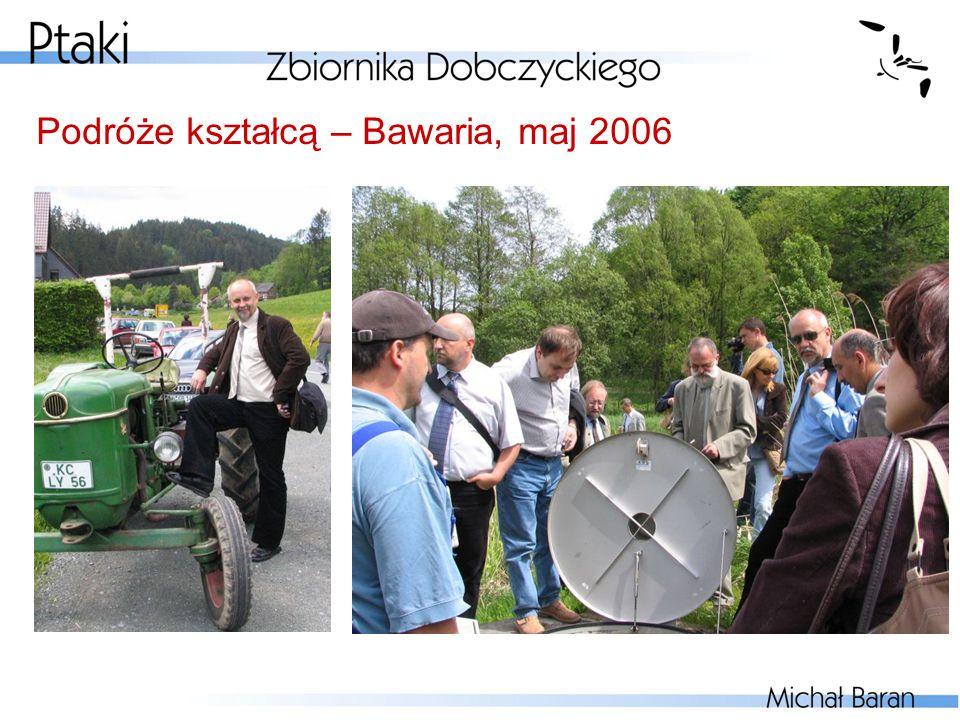 Podróże kształcą – Bawaria, maj 2006