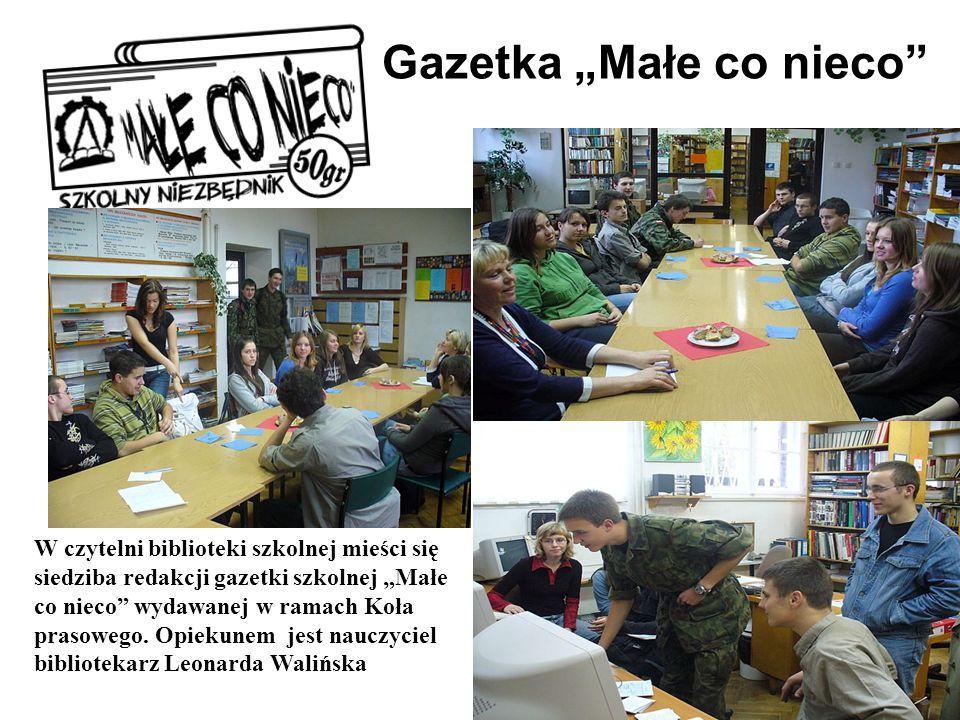 Towarzystwo Nauczycieli Bibliotekarzy Szkół Polskich.