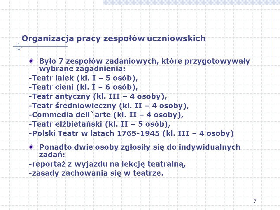 18 Prezentacja publiczna projektu 12.05.2008 r.