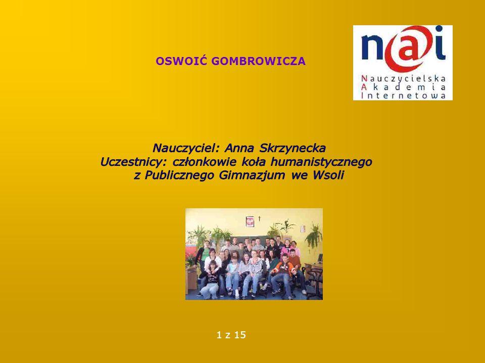 PUBLICZNA PREZENTACJA PROJEKTU Prezentacja projektu odbyła się 16 marca 2007 r.