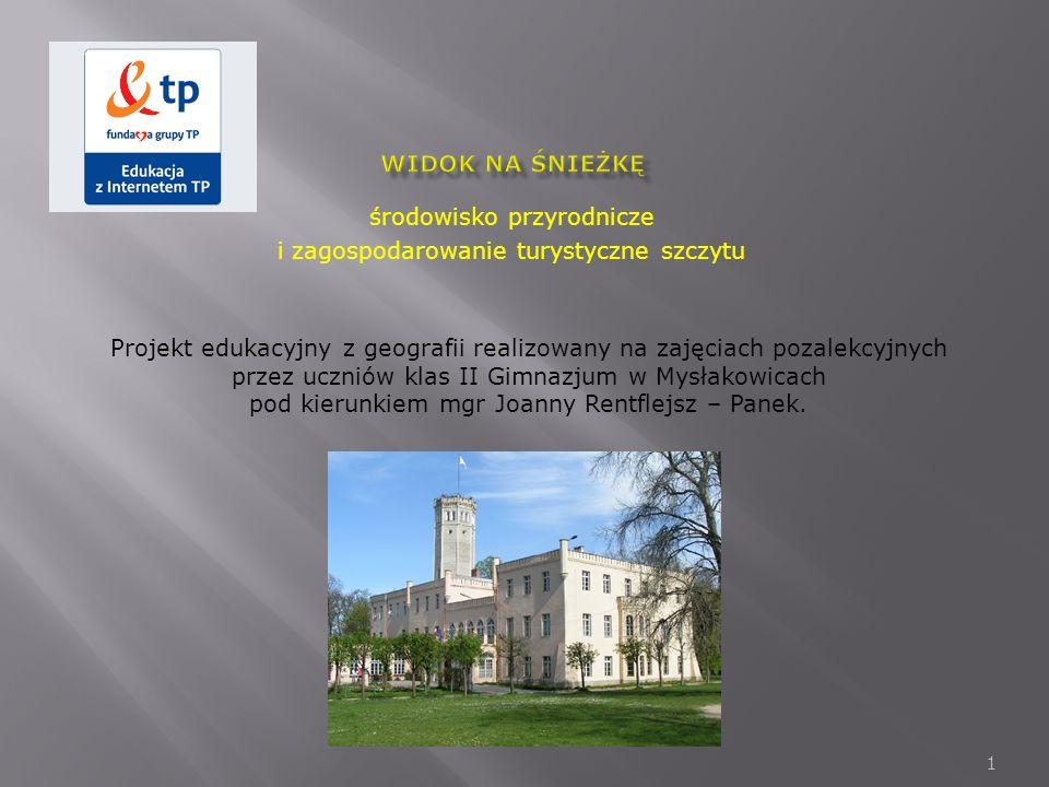 Efekty swojej pracy uczestnicy projektu zaprezentowali uczniom klas pierwszych 15 maja 2008r.