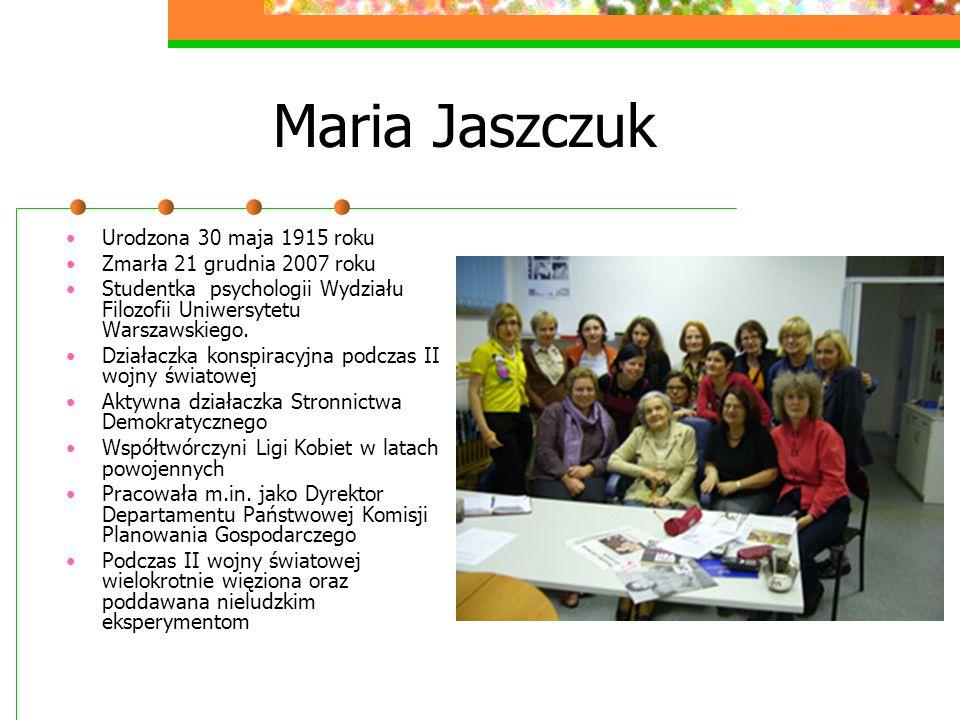 Bibliografia: http://portalwiedzy.onet.pl/43560,haslo.html http://fzp.jewish.org.pl/nobel.html http://www.mimowszystko.org/ http://www.pah.org.pl/ http://wosp.org.pl/ http://pl.wikipedia.org/wiki/Alina_Margolis-Edelman www.j.kwaśniewska.aid.org.pl www.edelman.com.pl http://www.rp.pl/artykul/116081.html http://www.hfhrpol.waw.pl/Tybet/biografia.html http://prosperita.terramail.pl/Dalajlama.html http://www.neww.org.pl/pl.php/news/news/1.html?&nw=4075&re=3 http://www.psycholog.pl/Kotanski/default.php?action=1 - 8k -