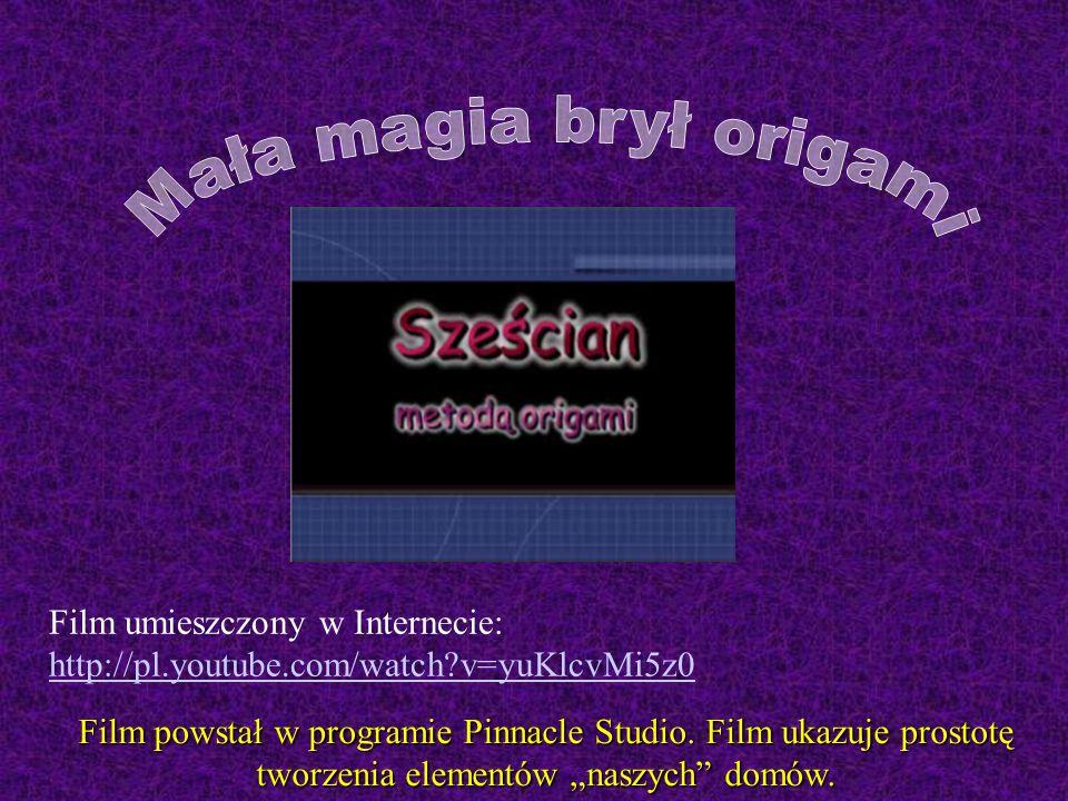 Film powstał w programie Pinnacle Studio.