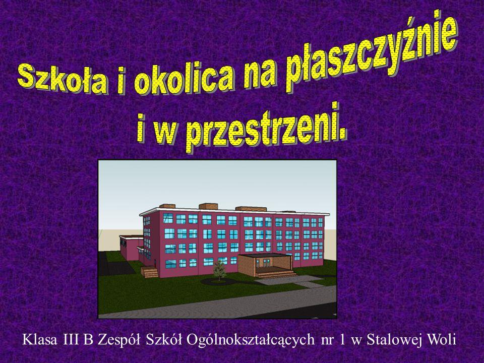 Klasa III B Zespół Szkół Ogólnokształcących nr 1 w Stalowej Woli
