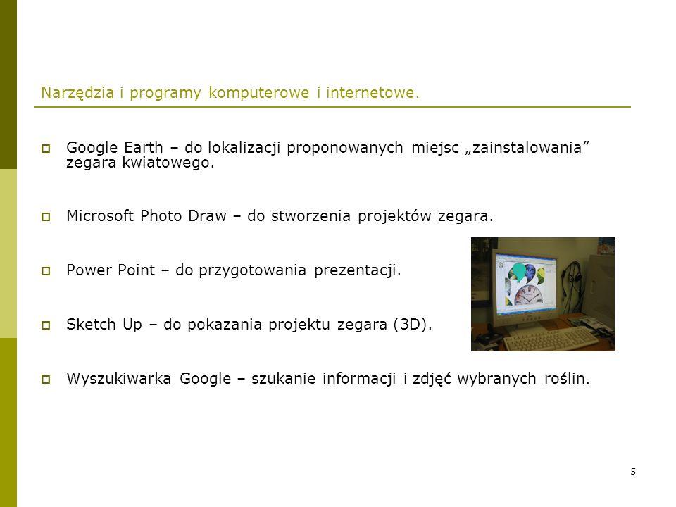 6 Organizacja pracy zespołów uczniowskich.