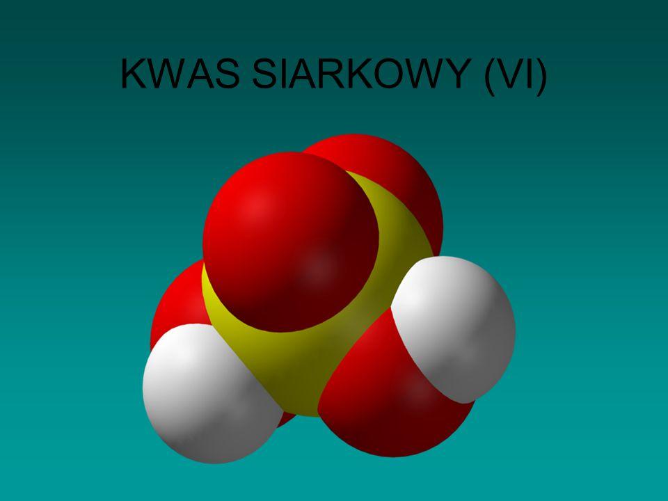 1.Ogólne informacje 1.1.Inne nazwy: -kwas siarkowy -witriol -kwas tetraoksosiarkowy 1.2.