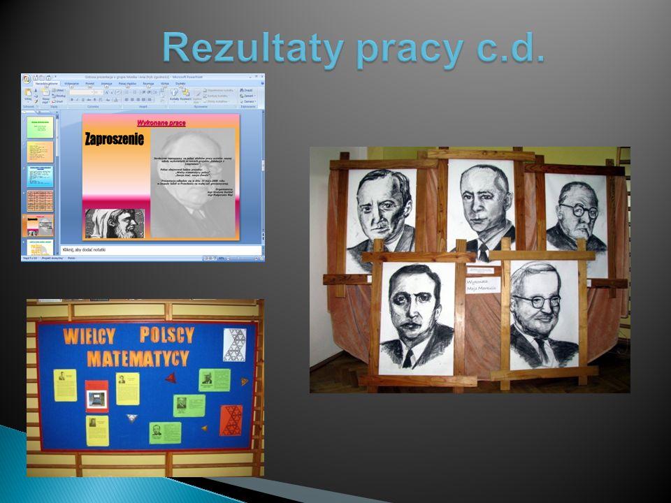 Zrzut ekranowy z prezentacji o Z. Pawlaku Zrzut ekranowy z prezentacji o S. Banachu Encyklopedia wirtualna ]