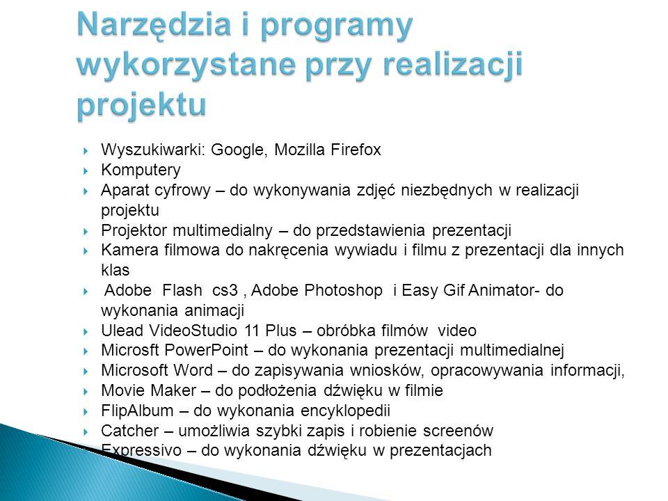 Celem projektu było zapoznanie uczniów z postaciami polskich matematyków, którzy wpisali się do światowej historii matematyki. Zbliżały się ferie więc