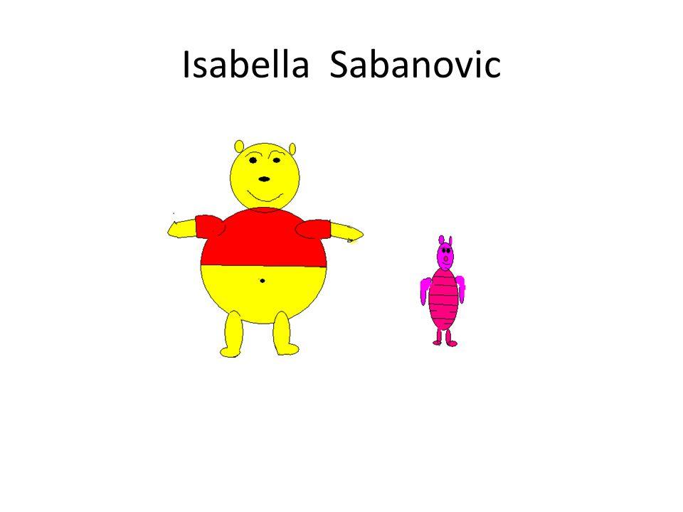 Isabella Sabanovic