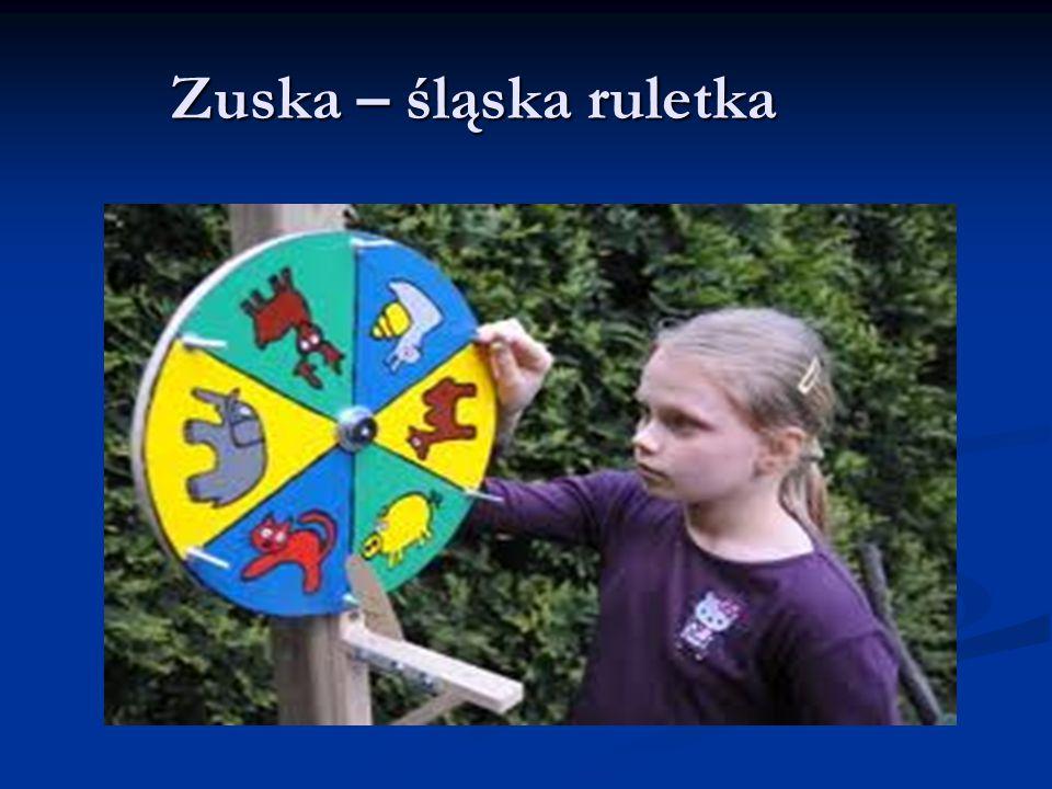 Co to jest Zuska .Zuska – Była to obrotowa tarcza z wymalowanymi polami.