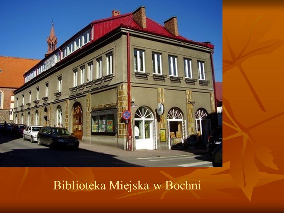 Biblioteka Miejska w Bochni