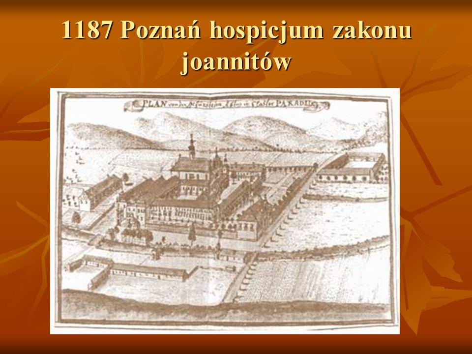 XII w.Powstają gospody, hospicja, zajazdy we wszystkich większych miastach.