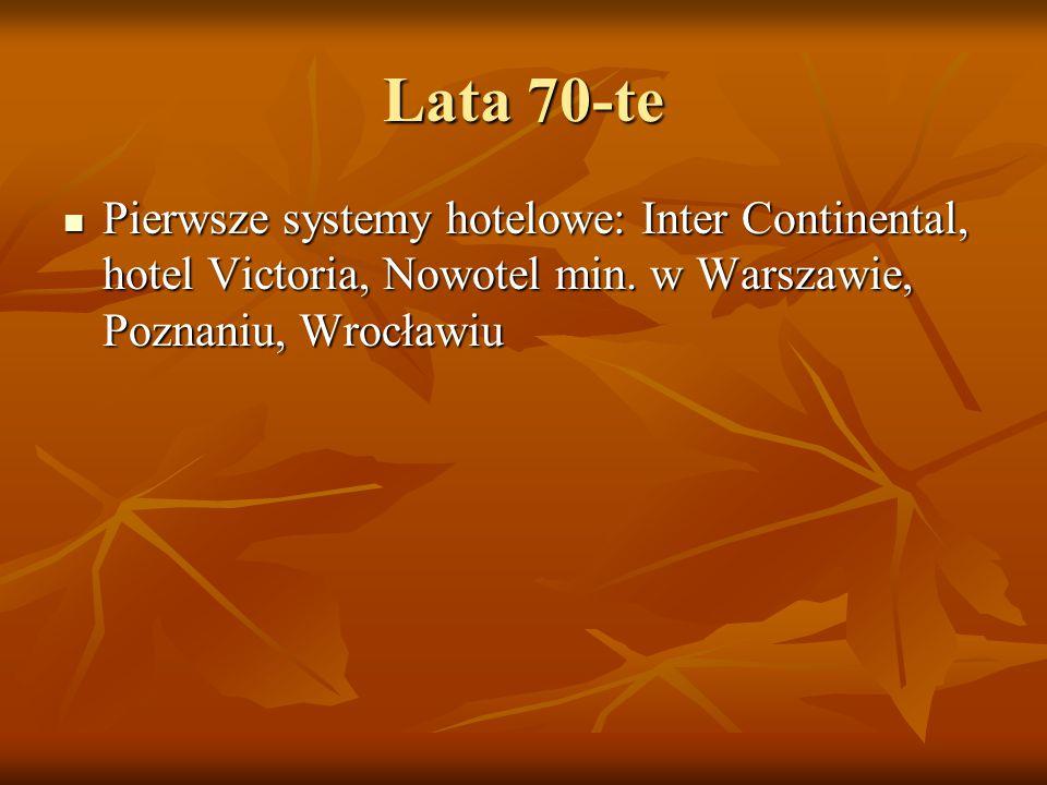 1974 r. W Warszawie powstaje hotel Forum W Warszawie powstaje hotel Forum