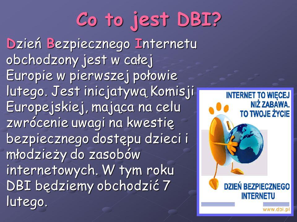 Jacek zna zasady dobrego zachowania w sieci, a ty.