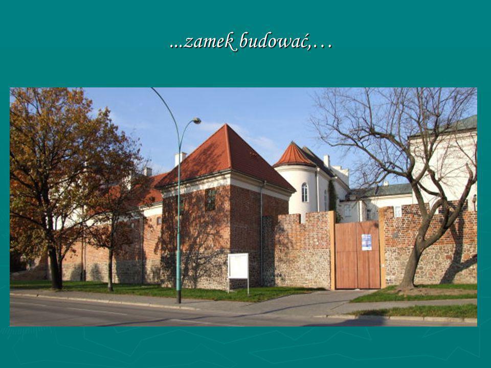 Kościół Św. Jana … i plebanię.