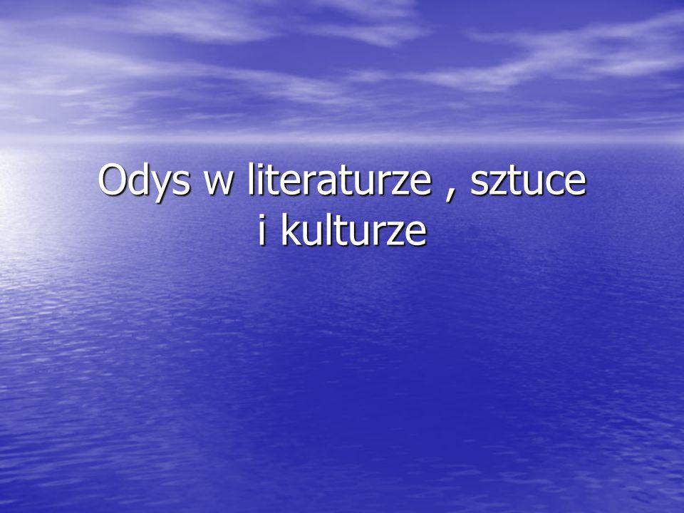 Odys w literaturze, sztuce i kulturze