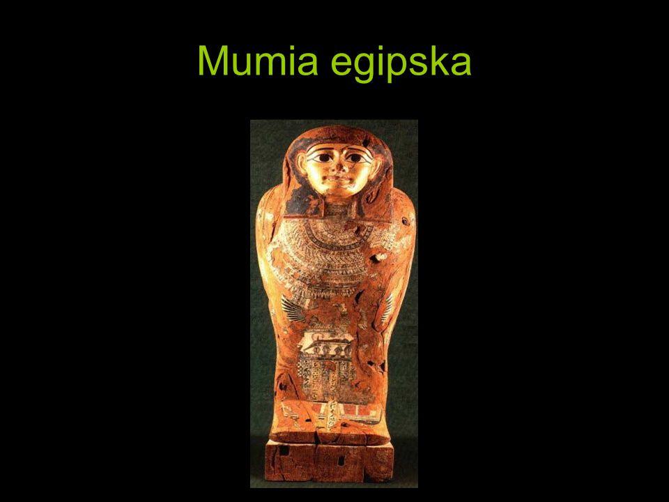 Mumia egipska