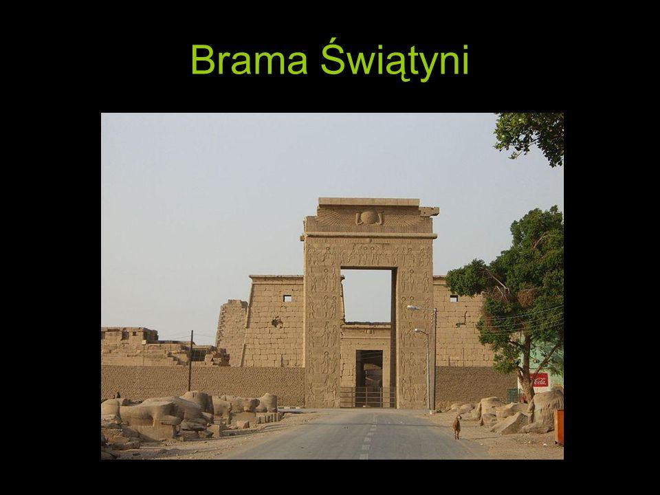 Brama Świątyni