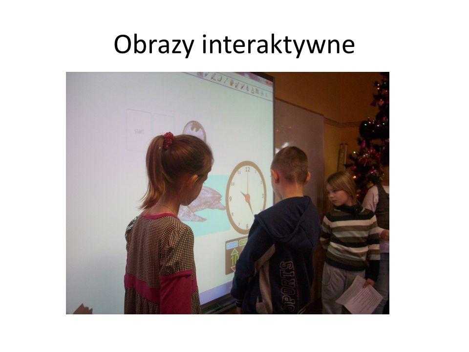 Obrazy interaktywne