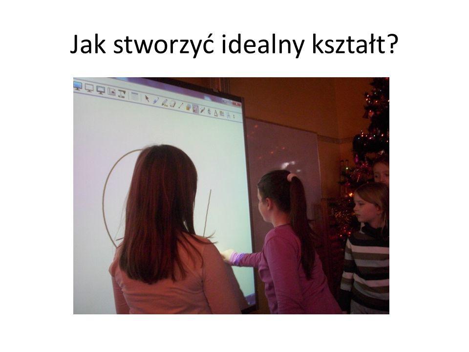Jak stworzyć idealny kształt?