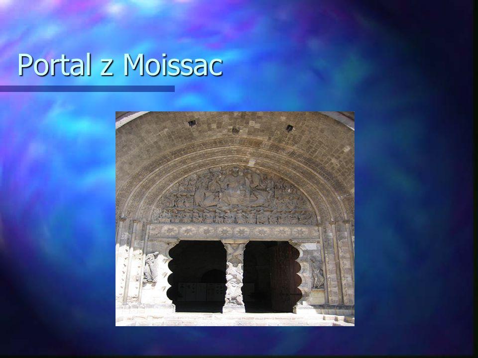 Portal z Moissac