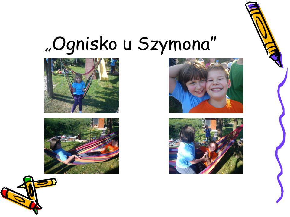 """Ognisko u Szymona"""