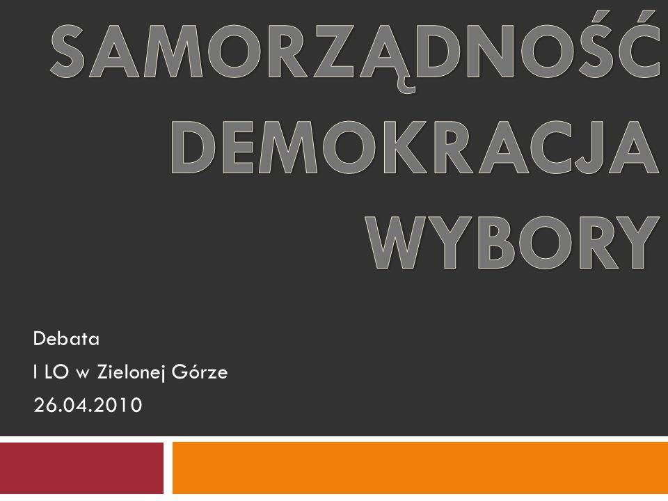 Jak wyglądają wybory dziś? Są świętem demokracji czy pustą tradycją? Dlaczego? Teraz