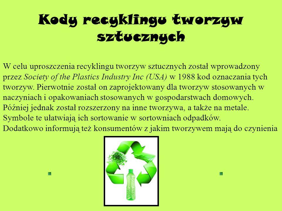 Znaki ekologiczne