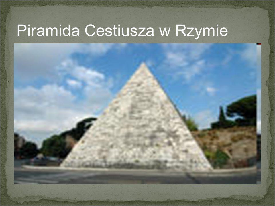 Piramida Słońca – Ameryka Pn.