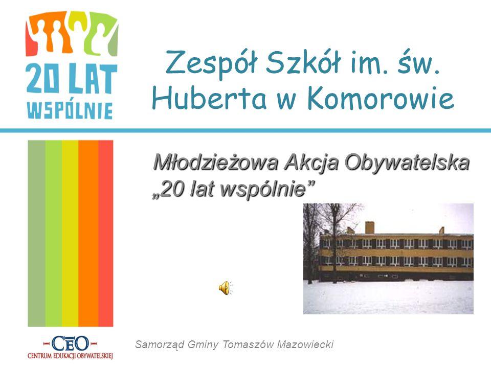 Wójt gminy Tomaszów Mazowiecki Jakie zmiany w ciągu ostatnich 20 lat dostrzega pan w gminie.