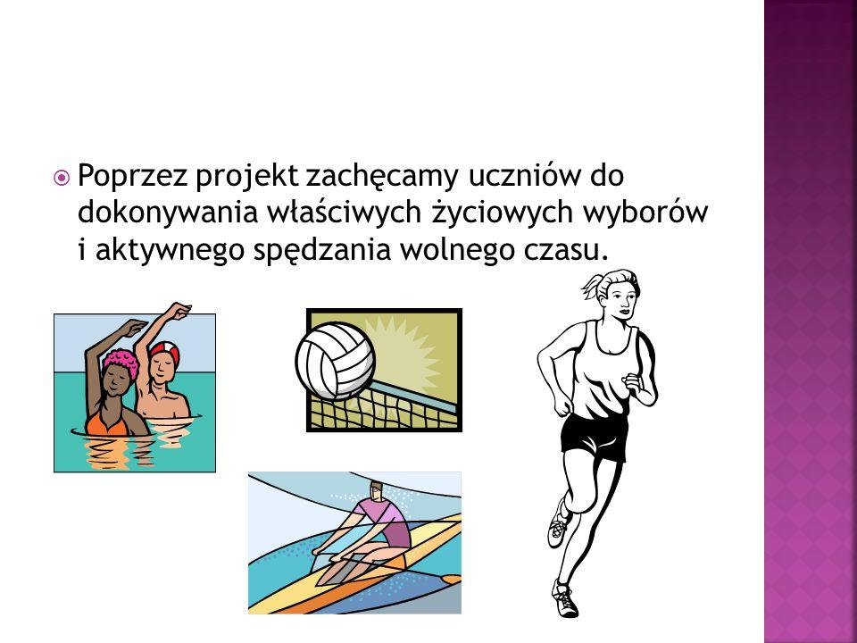  Adresatami projektu są uczniowie i rodzice Gimnazjum Samorządowego nr 1 w Iławie.