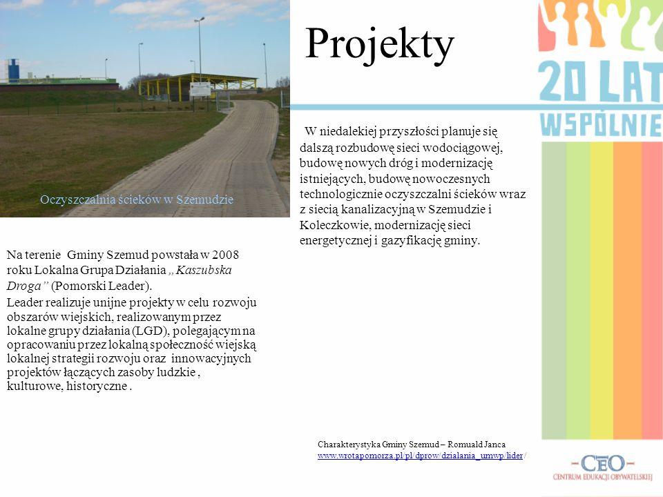 Charakterystyka Gminy Szemud – Romuald Janca www.wrotapomorza.pl/pl/dprow/dzialania_umwp/liderwww.wrotapomorza.pl/pl/dprow/dzialania_umwp/lider / Oczy