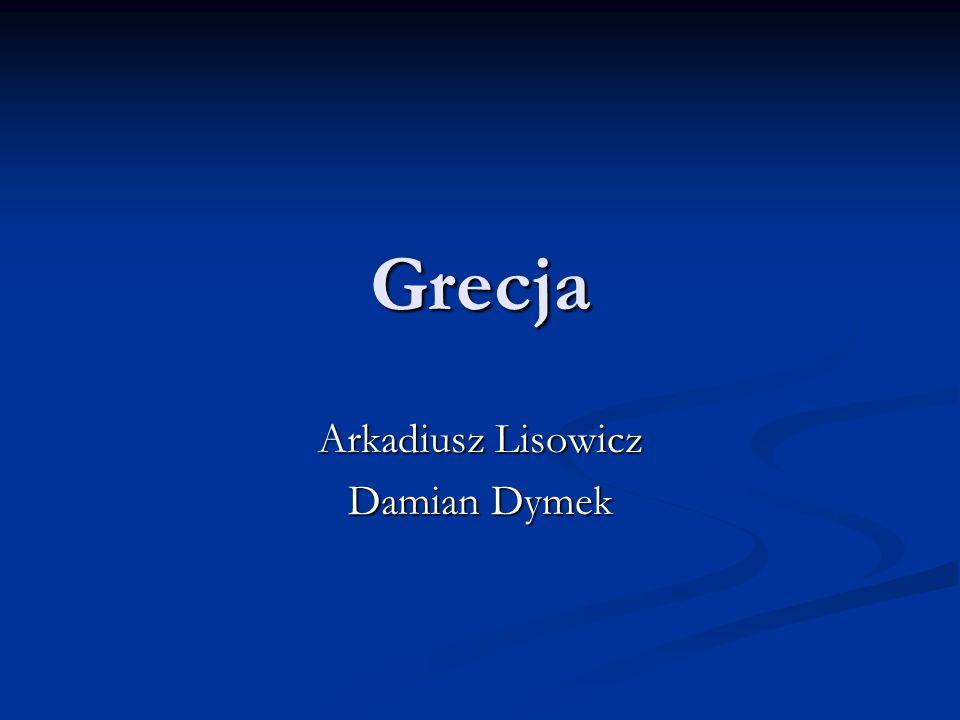 Grecja Arkadiusz Lisowicz Damian Dymek