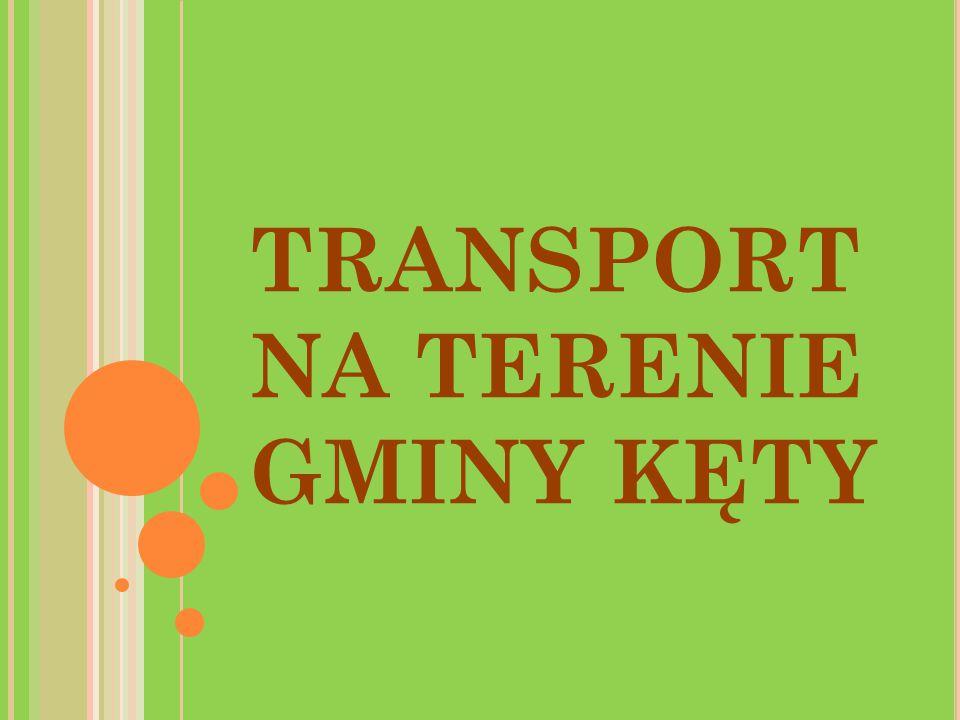 Transport - przemieszczanie ludzi, ładunków w przestrzeni przy wykorzystaniu odpowiednich środków (środków transportu).