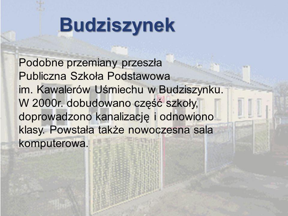 W Chynowie powstało:  Publiczne Gimnazjum im.
