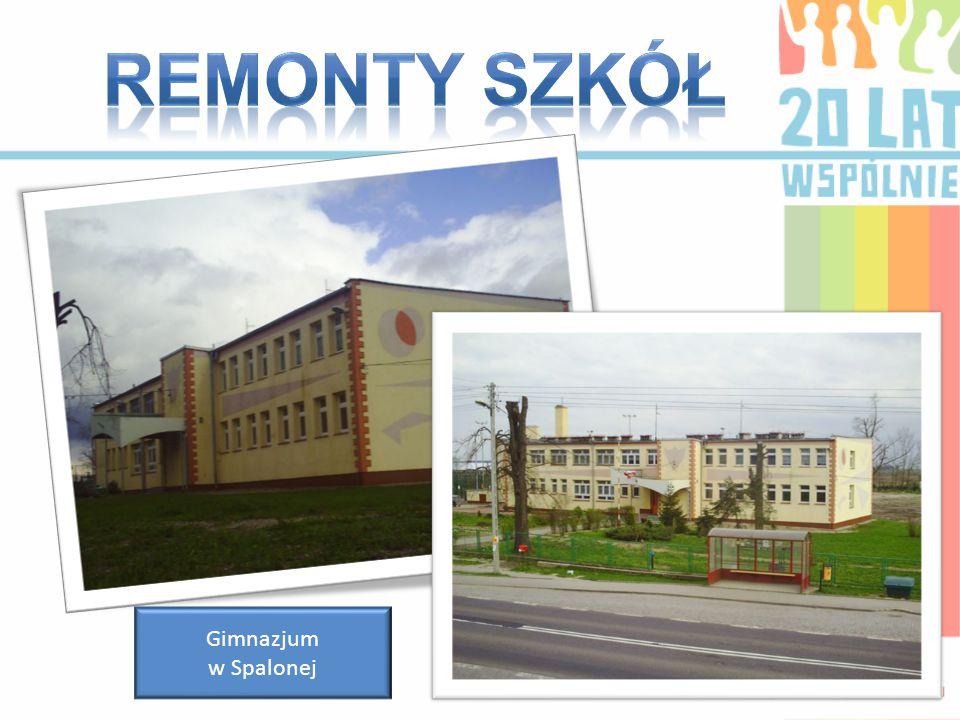 Gimnazjum w Spalonej