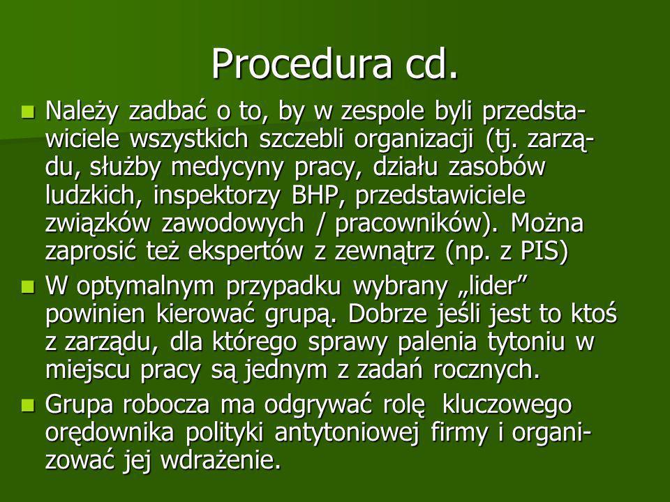 Procedura cd.