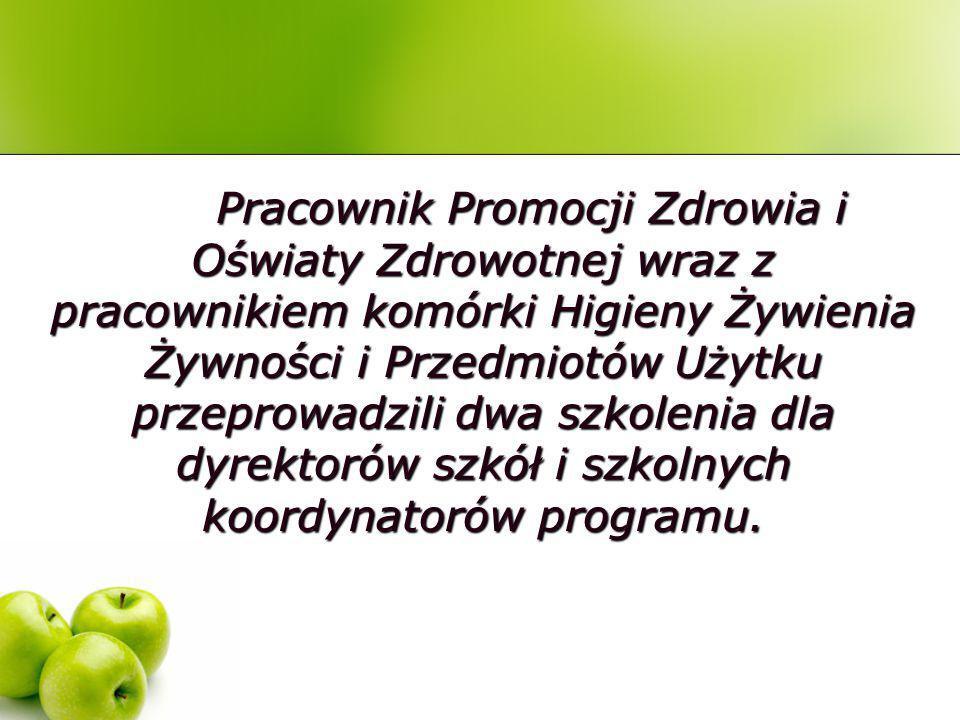 """Realizacja programu Zamieszczono informacje na stronie internetowej PSSE Gołdap oraz przekazano do druku informację na temat realizacji II edycji programu lokalnej gazecie """"Z bliska"""