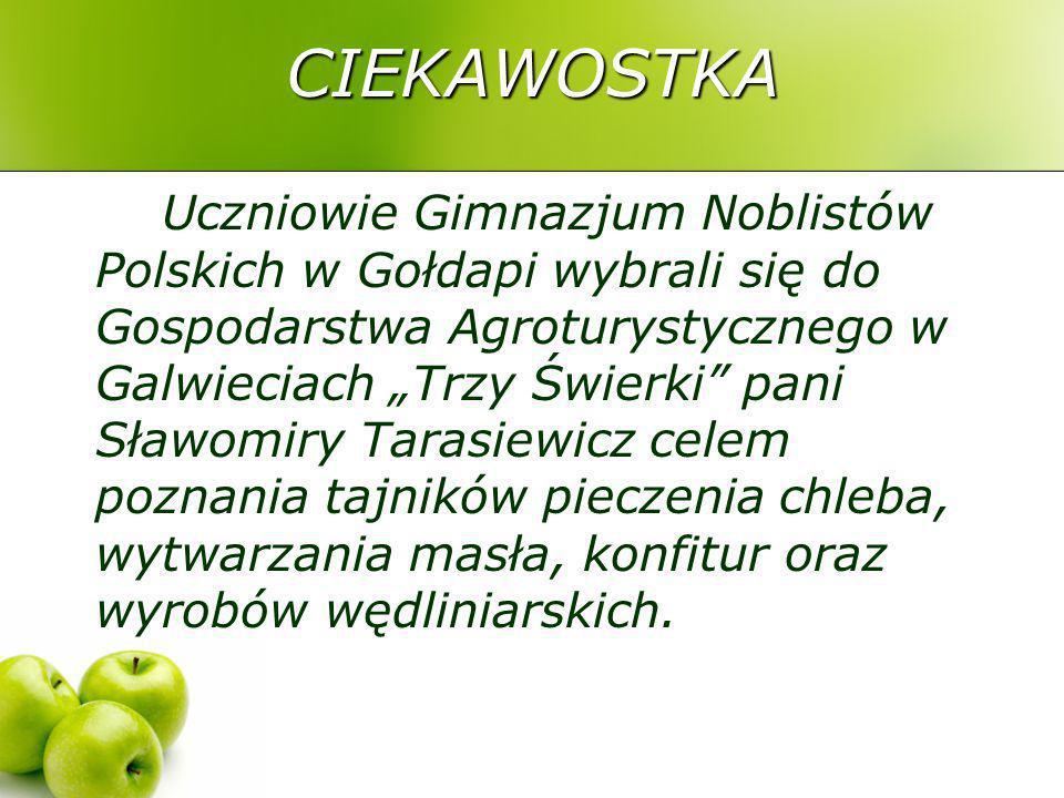 CIEKAWOSTKA c.d.
