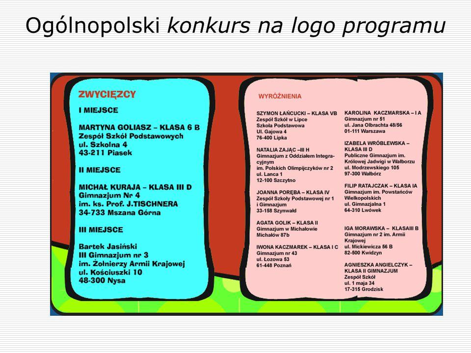 Ogólnopolski konkurs na logo programu
