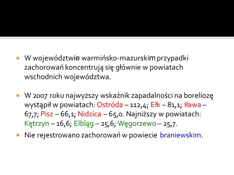 Przygotował: Radosław Gruss Oddział Promocji Zdowia Oświaty Zdrowotnej WSSE Olsztyn.