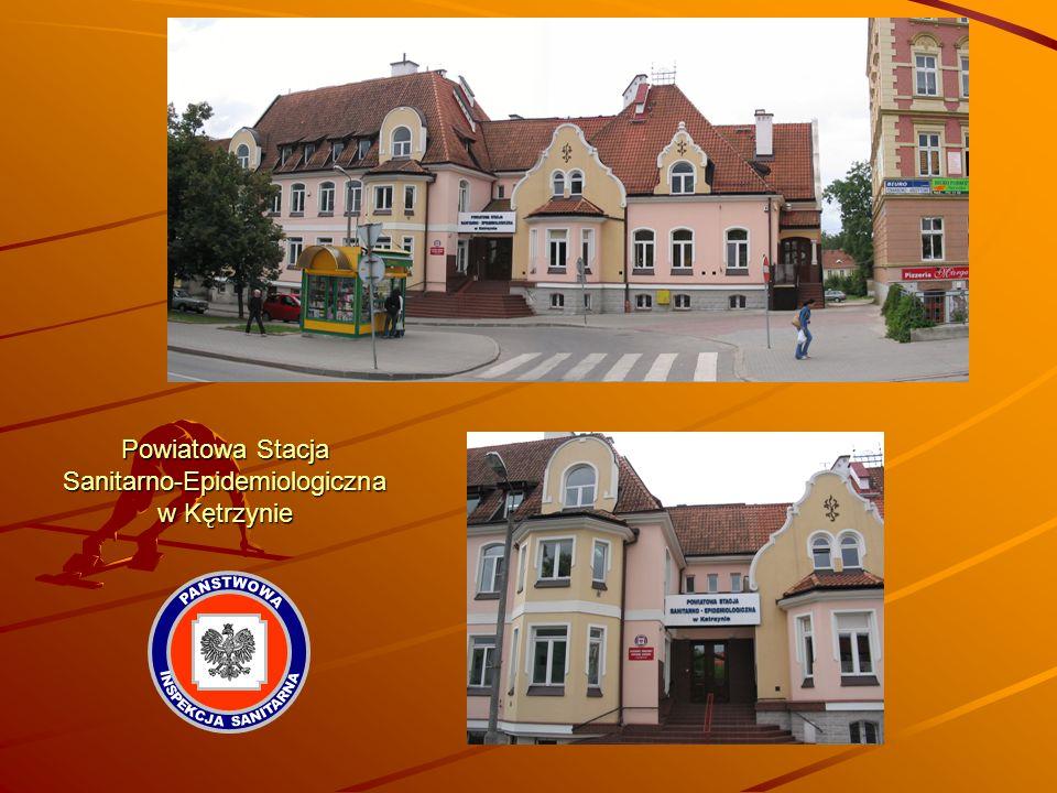 Powiatowa Stacja Sanitarno-Epidemiologiczna w Kętrzynie