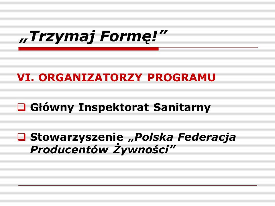 """Stowarzyszenie """"Polska Federacja Producentów Żywności ."""