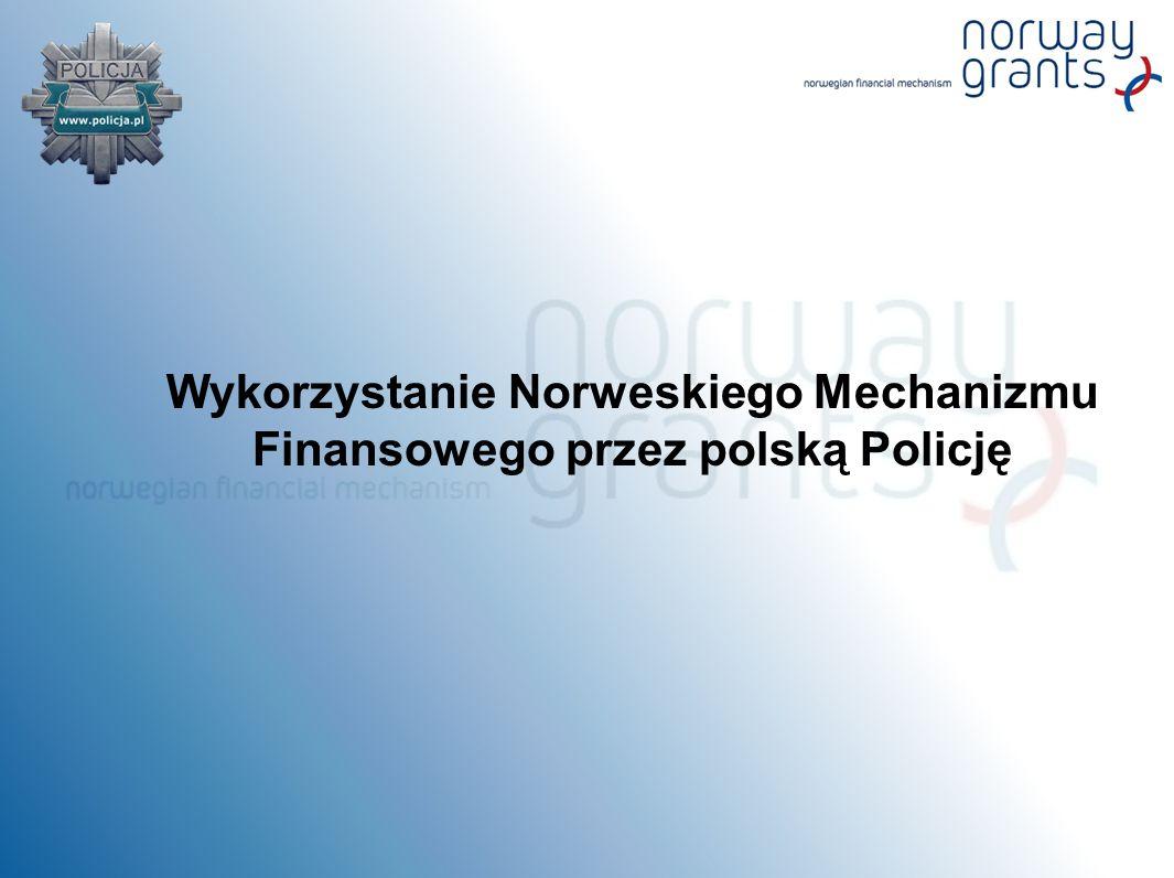 Wykorzystanie Norweskiego Mechanizmu Finansowego przez polską Policję