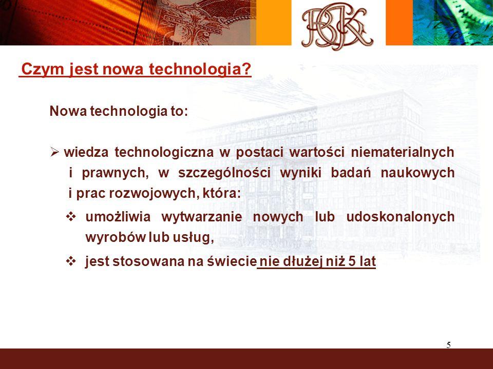5 Czym jest nowa technologia.