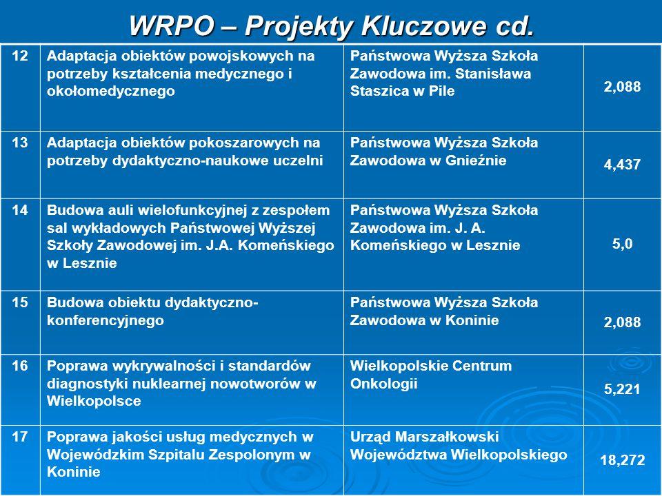 Tryb przeprowadzania naboru wniosków: * w uzgodnieniu * w uzgodnieniu Działanie 1.6 Promocja regionalnej gospodarki
